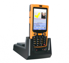 Handheld ID Scanner Charging Cradle