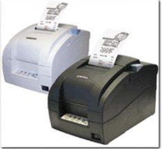 Identification Scanner Receipt Printer