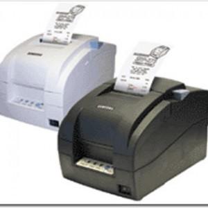 Identification Scanner Receipt Printer