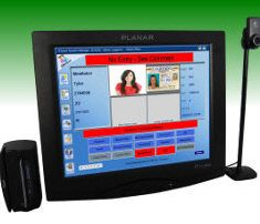 IDetect Touch identification scanner standard