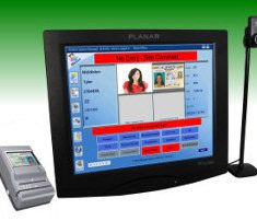 IDetect Touch Identification Scanner With Image