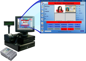 IDetect iPOS Identification Scanner with Image