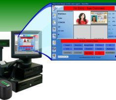 IDetect iPOS Identification Scanner All In One