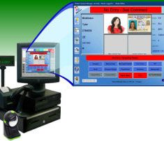 IDetect iPOS Identification Scanner Ease