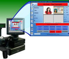 IDetect iPOS Identification Scanner standard